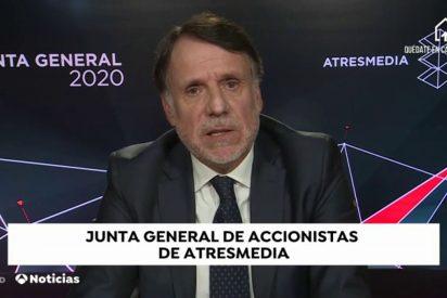 """Cárdenas remata a Atresmedia: """"Son mercenarios a sueldo de la izquierda más indecente"""""""