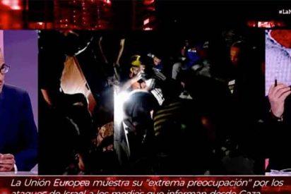 """El sectario análisis de TVE sobre el asalto de marroquíes en Ceuta: """"No es una invasión, es gente que huye de la miseria"""""""