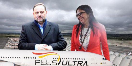 El PP acorrala a Ábalos: vincula el polémico 'Delcygate' con el costoso rescate de la chavista Plus Ultra