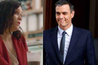 """Ayuso acusa directamente a Moncloa y Redondo de ponerle el mote de 'IDA' para presentarla como una """"desquiciada"""""""