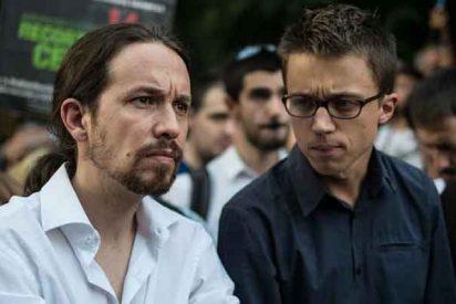 """Errejón aprovecha el 'pelado' político y capilar de Iglesias, para darle un zasca: """"El chalet de Galapagar fue un error"""""""