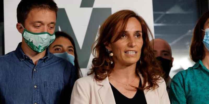 """La 'Pistolera' García hace populismo y Twitter la deja chafada: """"Llévate a tu casa a los menores de Ceuta"""""""