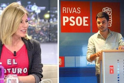 """Twitter se chotea de Esther Palomera por atacar 'in extremis' a Ayuso: """"Quiere que su hijo siga en el PSOE"""""""