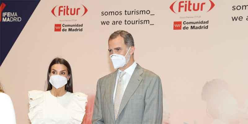 Primer 'gesto' de Felipe VI: los Reyes inauguran FITUR sin pasar por el stand de Marruecos