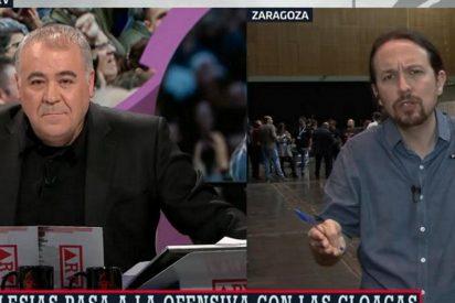 Iglesias y Dina, 'asaltan' laSexta: divulgan conversaciones privadas que afectan gravemente a Ferreras