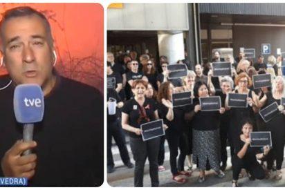 Xabier Fortes amenaza con resucitar los 'viernes negros' en TVE, pero sus superiores le obligan a recular