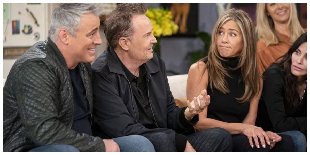 'Friends y The Reunion': reencuentro edulcorado sólo para muy fans