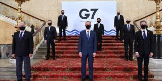El G7 condena a Rusia, Irán y China por violaciones a los Derechos Humanos