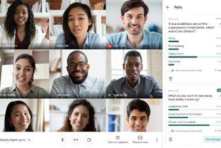 Google Meet da más visibilidad a los usuarios que piden la palabra levantando la mano