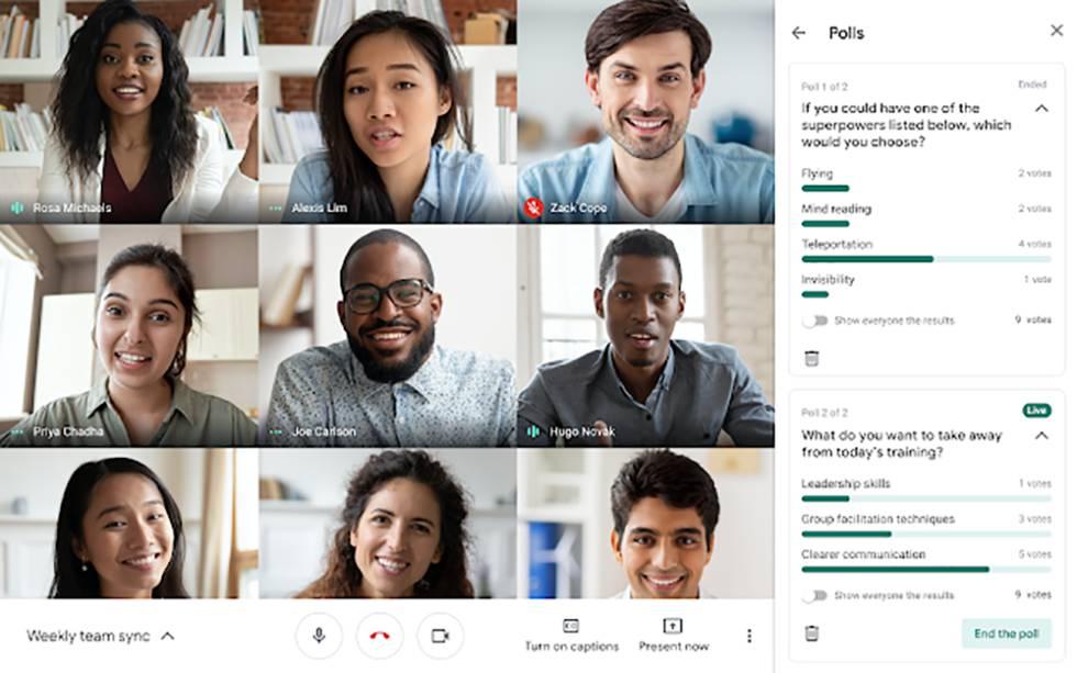 Google Meet empieza a limitar a las cuentas gratuitas con videollamadas de máximo 60 minutos