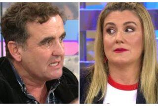 """Carlota Corredera veta a Antonio Montero de 'Sálvame' por llamar """"mala madre"""" a Rocío Carrasco"""