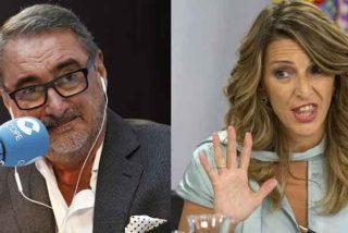 """Herrera, a Yolanda Díaz: """"¿Cómo que la legislatura empieza ahora? ¿Entonces todas las tonterías que habéis hecho no cuentan?"""""""