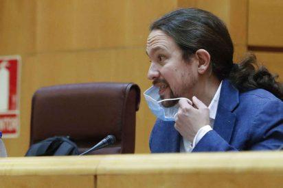 """Iglesias se hace la víctima en un periódico italiano: """"Hay poderes que han intentado destruirnos"""""""