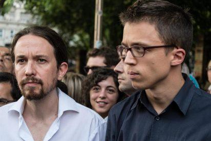 Filtran un audio letal para Podemos : los 'pagos en b' a Pablo Iglesias, sus lujos y amantes