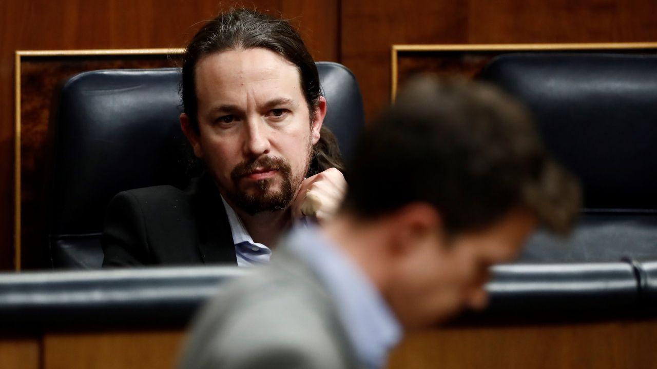 """Errejón admite que tenía """"arcadas"""" los días que se reunía con Iglesias y le culpa del polémico hashtag #ÍñigoAsíNo"""