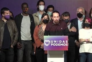 """Iglesias huye como una rata tras su debacle electoral: """"Cuando uno deja de ser útil tiene que saber retirarse"""""""