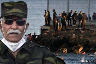 ¿Marruecos prepara una nueva 'invasión' a Ceuta?: La 'fuga' del polisario Ghali cabreará a Mohamed VI