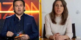 Irene Montero plantó a Iker Jiménez para no debatir sobre lenguaje inclusivo con Girauta y Roma Gallardo
