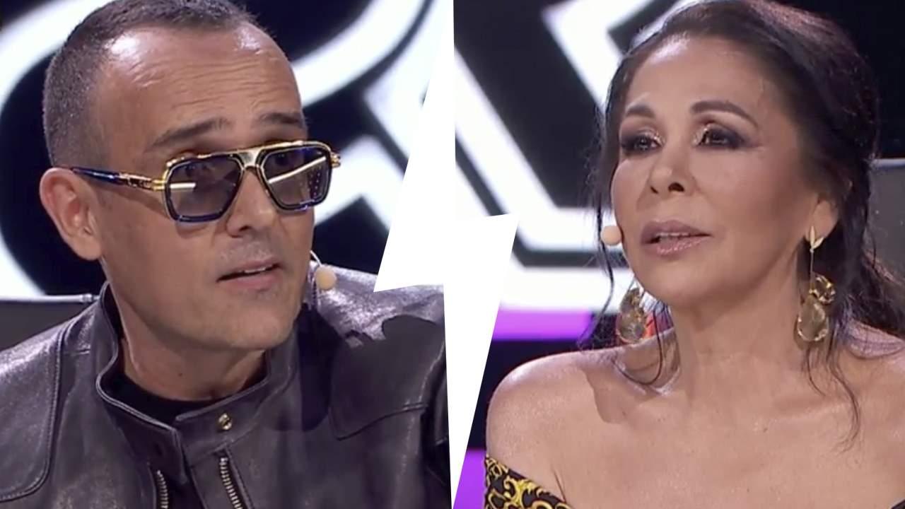 Estrepitoso fracaso de Risto Mejide e Isabel Pantoja: ¿Por qué Telecinco ha retirado 'Top Star'?