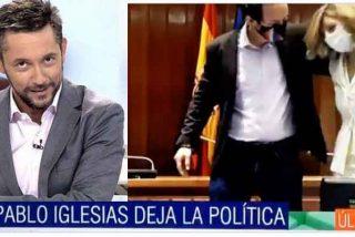 """Javier Ruiz, achicharrado por su tramposa defensa de Iglesias: """"Los medios han traspasado límites éticos contra él"""""""