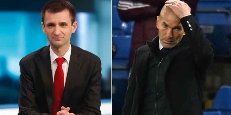 La Telemadrid de López quiere desestabilizar al Real Madrid y suelta que Zidane se irá aunque gane la Liga