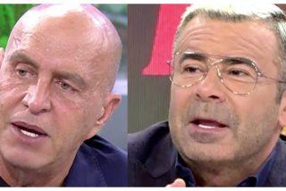El 'pequeño dictador', Jorge Javier Vázquez, expulsa a Kiko Matamoros por criticar a Rocío Carrasco