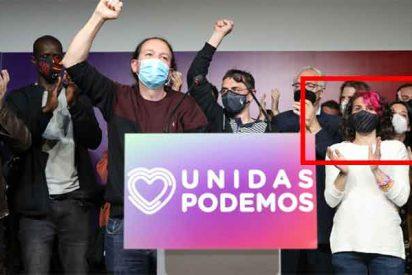 """Vanesa Lillo (IU), número 3 de Pablo Iglesias el 4-M, llama """"ratas"""" a los dirigentes de Podemos"""