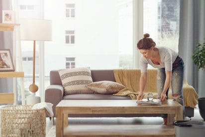 10 gestos que te ayudarán a poner orden definitivamente en casa