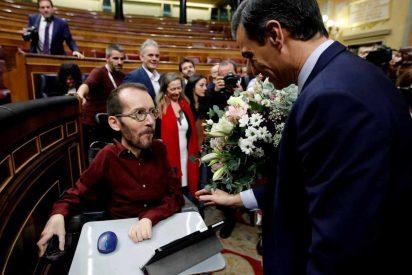 Podemos apuñala por la espalda al PSOE: Vota a favor de incluir la amnistía y referéndum en la mesa de Cataluña