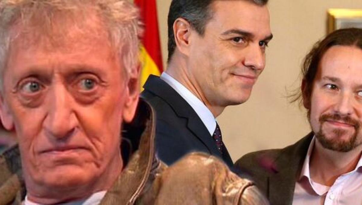 Las redes arden por el miserable gesto del PSOE con el fallecido Quique San Francisco