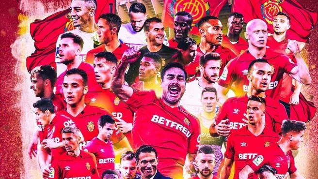 El Mallorca regresa a la primera división de LaLiga