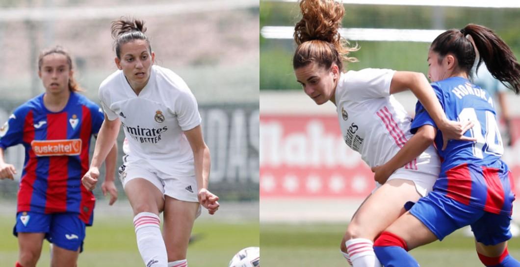 Polémica por los comentarios machistas de RTVE durante el Real Madrid-Eibar femenino