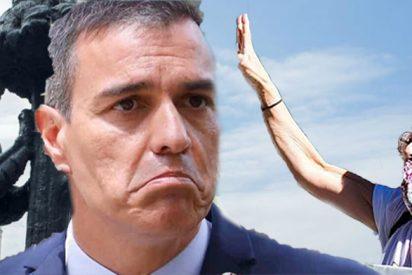 4M: Pedro Sánchez es recibido y despedido con un tremendo abucheo cuando acude a votar