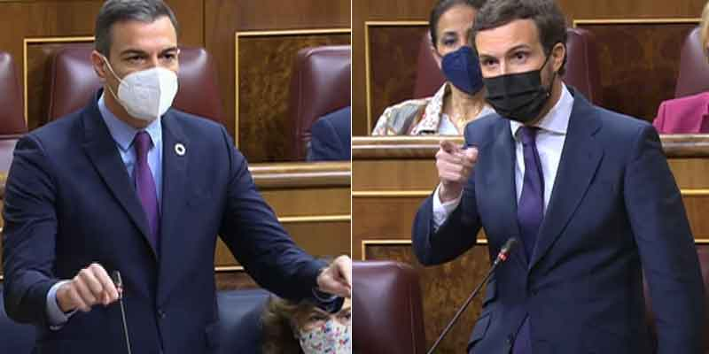 """Casado obliga a Sánchez a reconocer los indultos: """"Hay un tiempo para el castigo y para la concordia"""""""