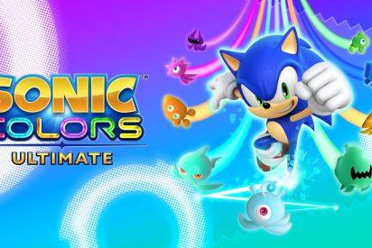 Sonic Colors llegará a las videoconsolas y PC el próximo 7 de septiembre