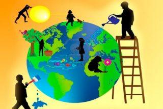 Hay mucho que trabajar para crear el nuevo paradigma, el mundo nuevo que queremos, el Paraíso que perdimos