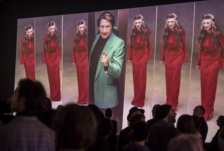 'Museo de la ficción', en vídeo en vez de en directo