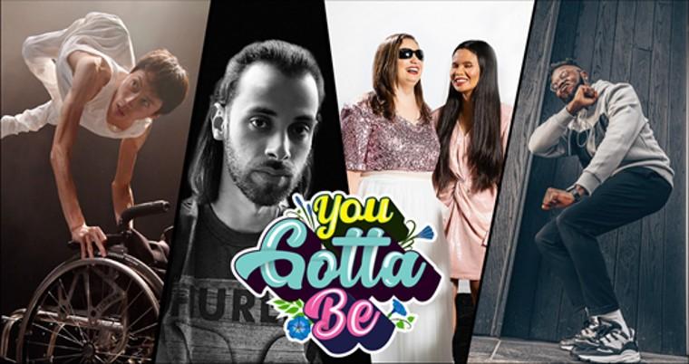 "Hoy se estrena online el vídeo musical ""You Gotta Be"""