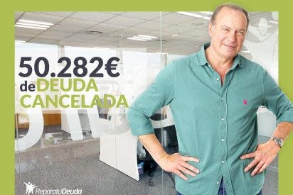 Repara tu Deuda abogados cancela 50.282€ en Barcelona con la Ley de Segunda Oportunidad