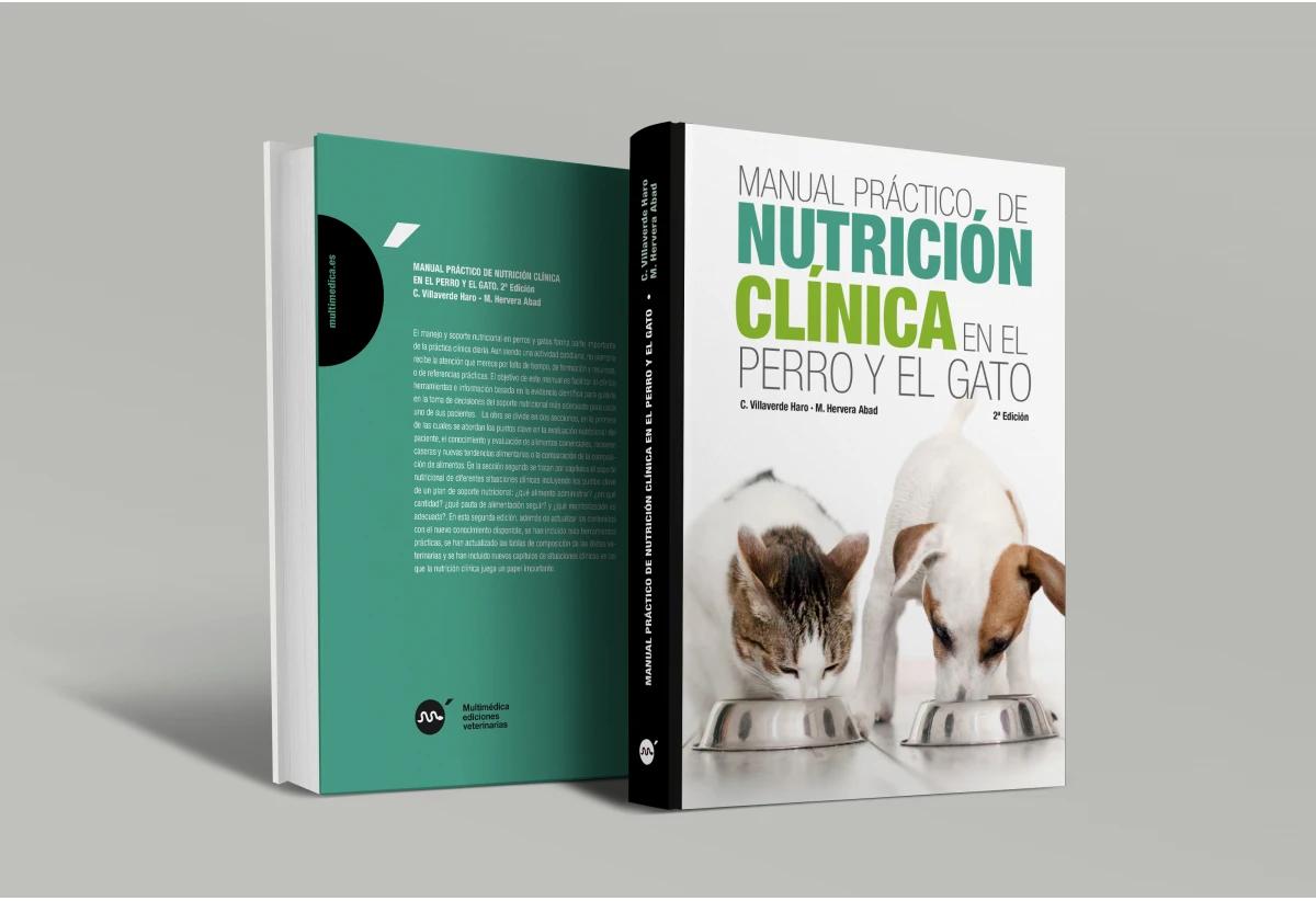Nueva edición del Manual práctico de nutrición clínica en el perro y el gato