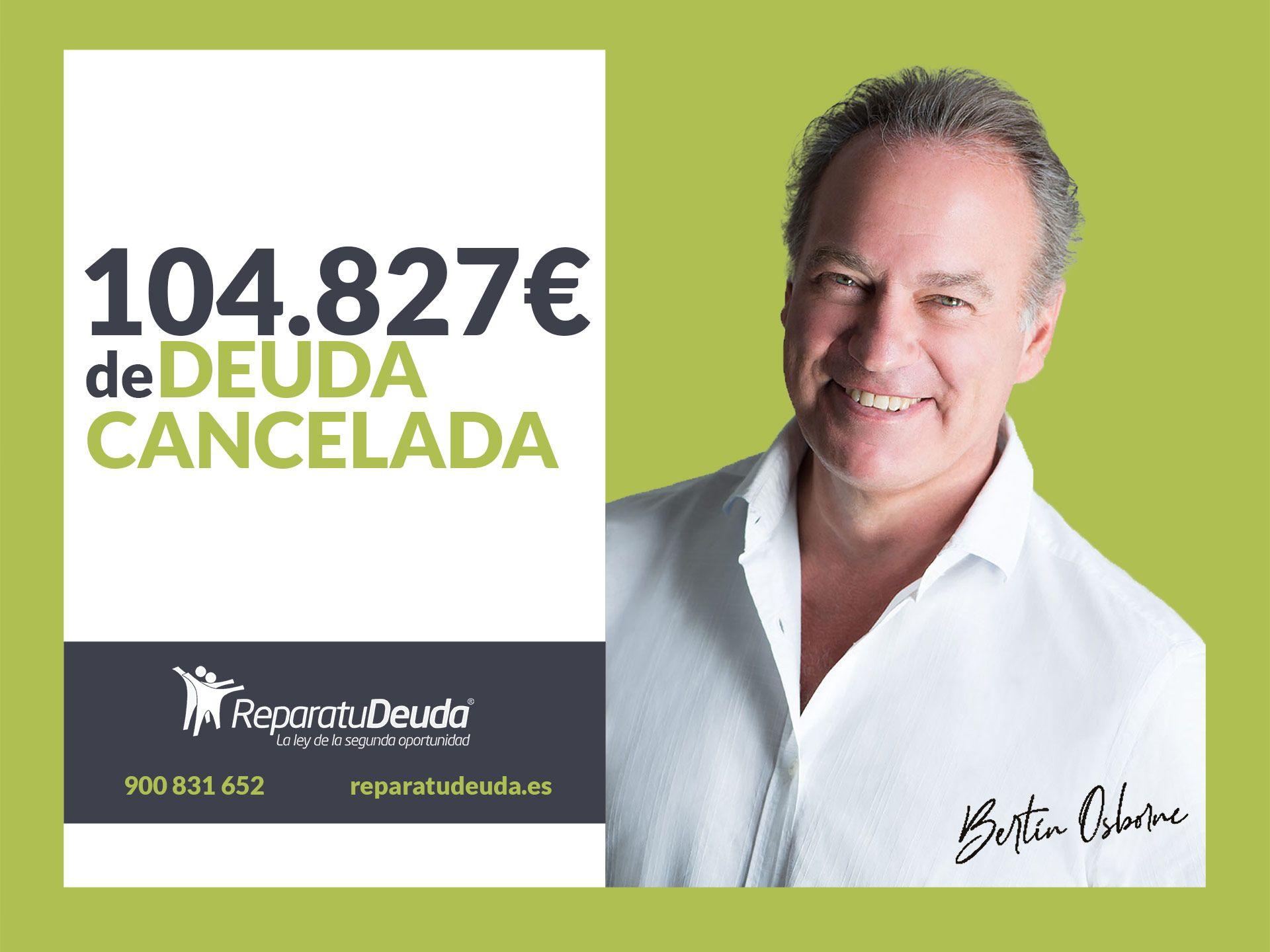 Repara tu Deuda cancela 104.827€ con deuda pública en Huelva con la Ley de la Segunda Oportunidad
