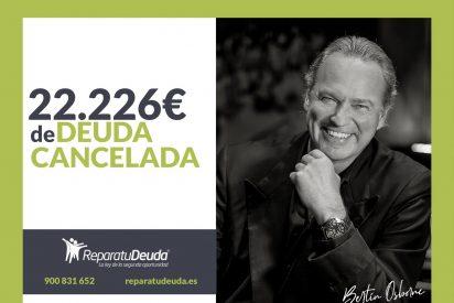 Repara tu Deuda cancela 22.226€ en Bilbao (Bizkaia) con la Ley de la Segunda Oportunidad