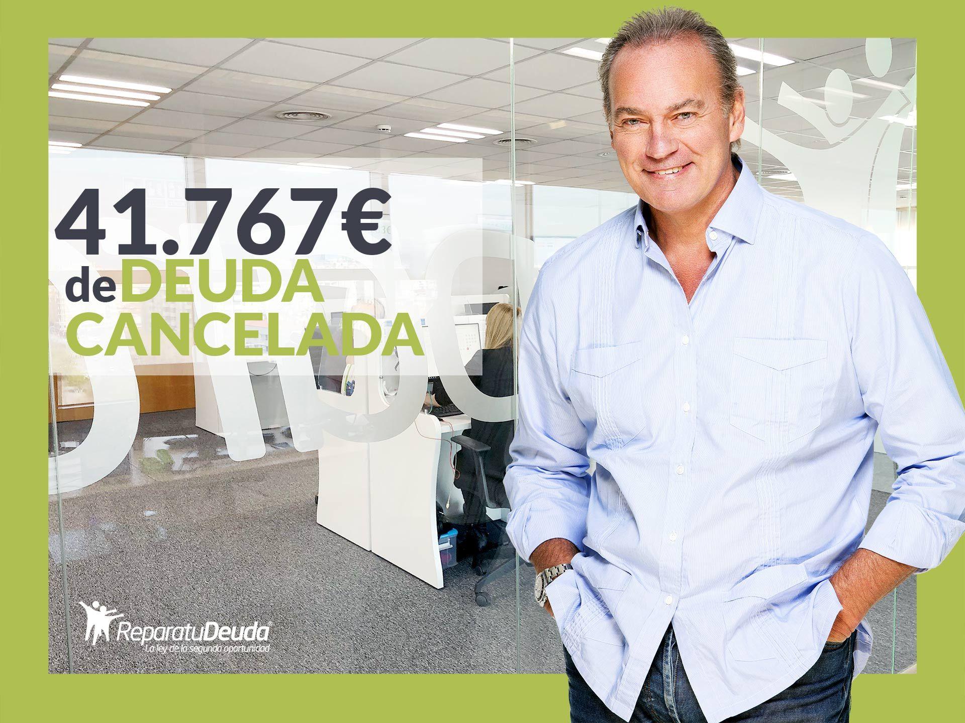 Repara tu Deuda Abogados cancela 41.767€ en Ibiza (Baleares) con la Ley de la Segunda Oportunidad