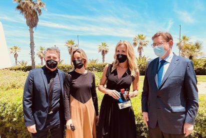 Casas del Mediterráneo recibe el Premio a la Excelencia Inmobiliaria en su 25 aniversario