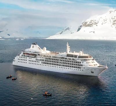 Silversea continúa liderando el reinicio de los cruceros de ultra lujo