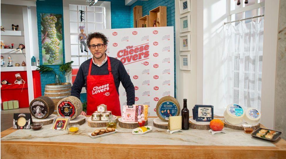 Quesos TGT: recetas con queso para todos los días
