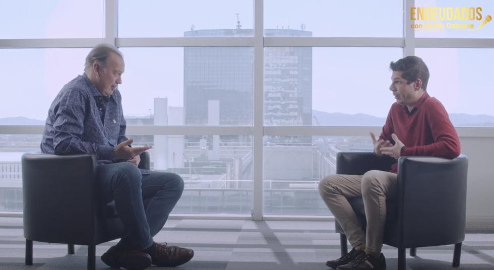 Bertín Osborne y Repara tu Deuda lanzan el Episodio 2 de 'Endeudados' sobre la Ley de Segunda Oportunidad
