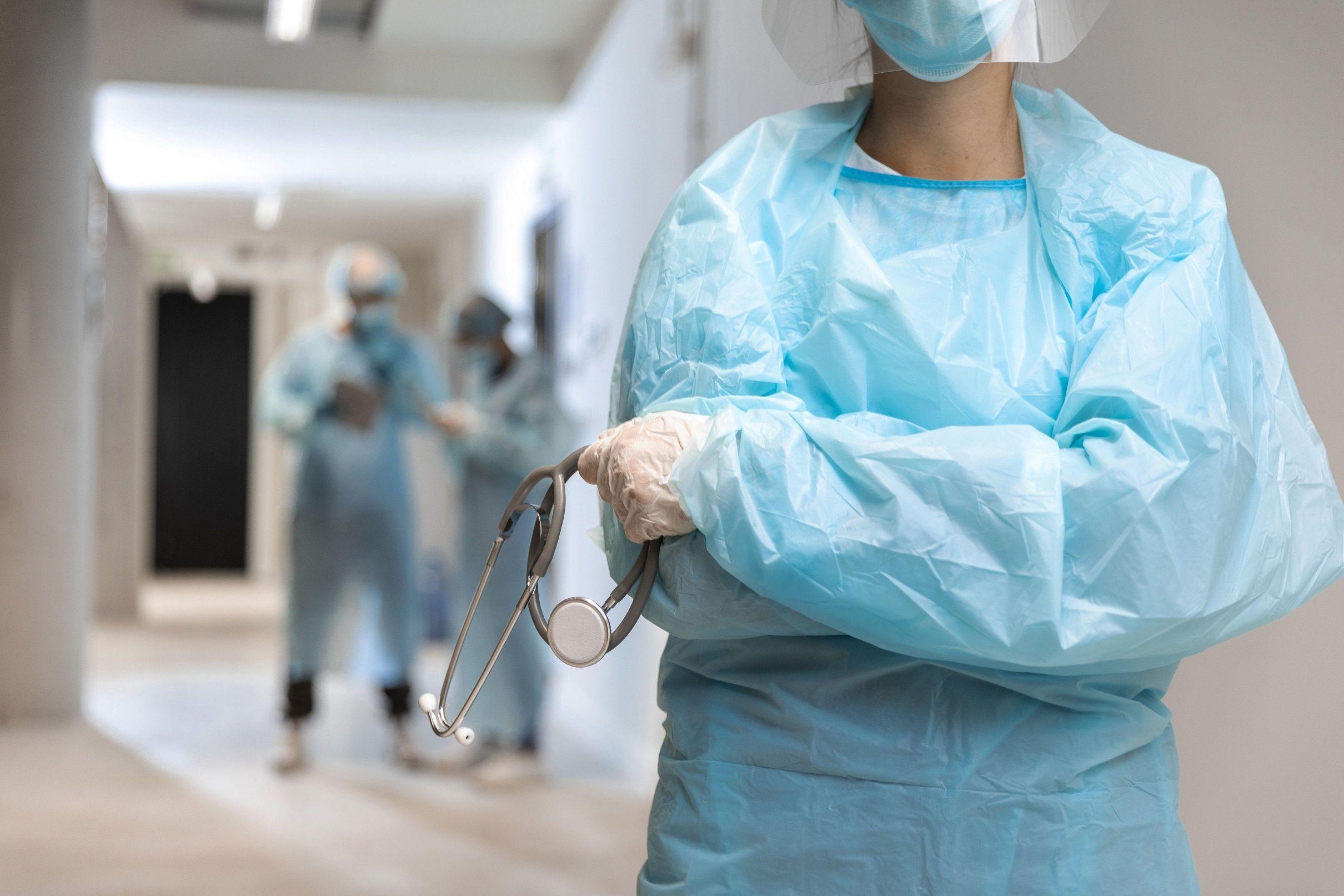 El 32,9% de las defunciones hospitalarias durante la pandemia han estado relacionadas con la COVID-19