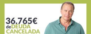 Repara tu Deuda abogados cancela 36.765€ en Olot (Girona) con la Ley de Segunda Oportunidad