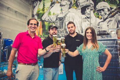 OLIBA Green Beer, la primera cerveza verde de oliva del mundo, entra en el mercado holandés